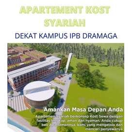 Dijual apartemen kost syariah murah di Bogor