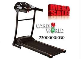 Turbo Treadmill with 12 preset program for sale in cardioworldr