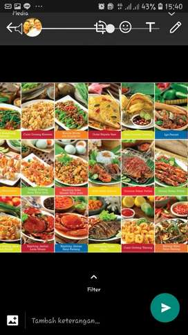 Sy chef chinese dan indonesian food