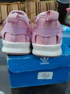 Sepatu Anak Adidas Pink