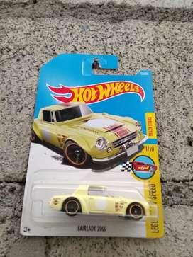 Hotwheels Datsun Fairlady 2000