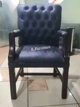 N_22_v Executive visitor chair _ Office table sofa r available also