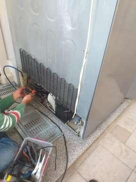 Ahli service kulkas freezerbox dispenser showcase tidak dingin murah