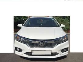 Honda City 1.5 V AT Sunroof, 2015, Petrol