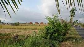 Disewakan Tanah dekat Pantai