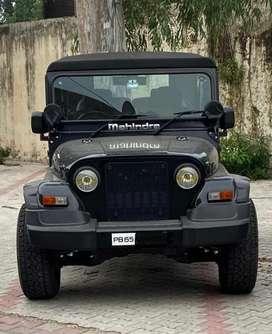 Mahindra Thar 2018 Diesel 13000 Km Driven