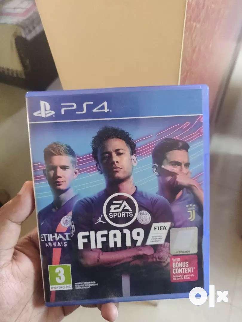 FIFA 19 ps4 0