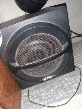 F&D computer speaker