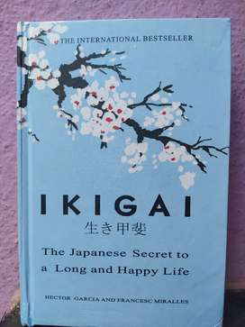 Ikigai book