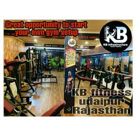 great opportunity to start your new Gym set up