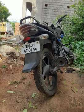 Bajaj discover 100 running bike good millage
