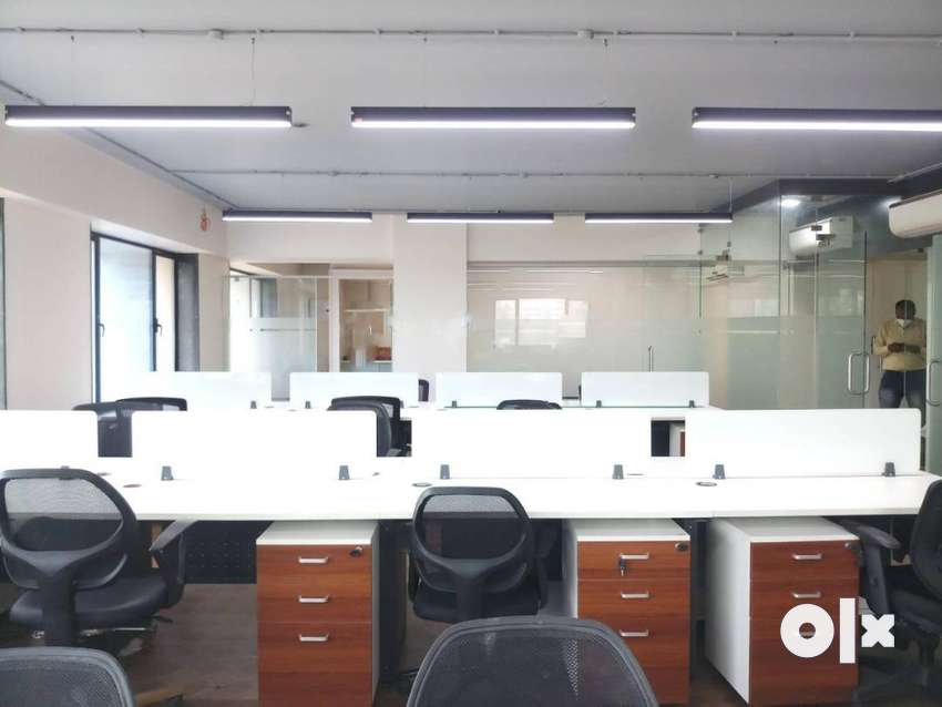 Lavish 28 Seater Furnished Office For Rent/Lease At Vijay Nagar