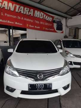 Nissan Grand Livina XV 1.5 Matic 2014