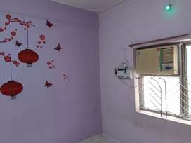 2bhk with 1 A.c Available For Rent In Gurukul Area - Hurry to grab