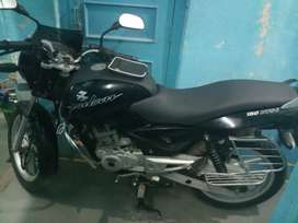 Sell a good condition motorcycle
