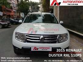 Renault Duster 2012-2015 110PS Diesel RxL, 2015, Diesel