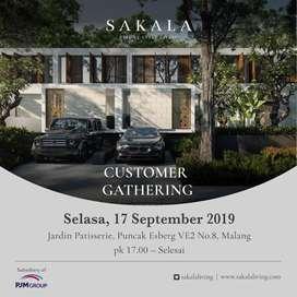 Hunian Mewah Rasa Hotel Bisa Rumah Bisa Villa Sakala Resort Living