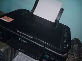 Canon g 2012 printer. Good condition  and only old. Less than 1 year.