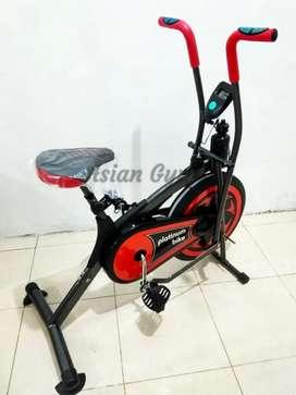 Sepeda 2 fungsi flatinum bike ready