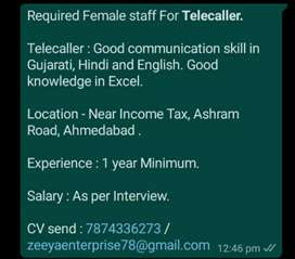 Fresher (First Opinion Fresher )/ Experience Can Apply.