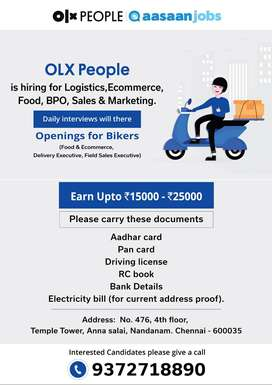 Store Manager - Meena Bazar (OLX People)