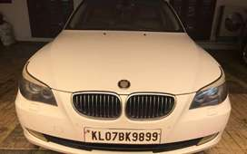 BMW 5 Series 2009 Diesel Company maintained Single Owner
