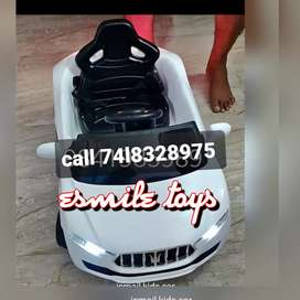 KIDS RIDE ON BATTERY toy car with rechargeable BATTERY