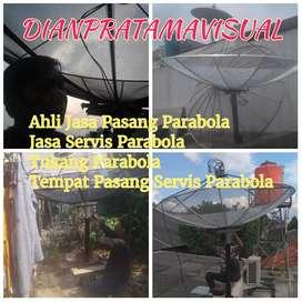 Jasa servis antena Parabola Cipinang,BKT