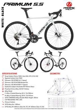 Pacific Primum 5.5 700c Roadbike