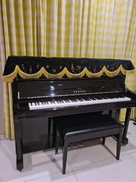 Piano Yamaha U1j PEC 2017 kondisi 99%