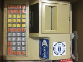 Electrical billing machine