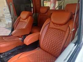 Seat cover Scorpio  nappa leather