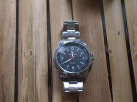 Jam tangan analog Quartz elegen