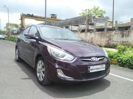 Hyundai Verna Fluidic 1.6 VTVT SX, 2012, Petrol