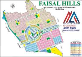 FAISAL HILL AND FIASAL TOWN PROPERTY FOR SALE