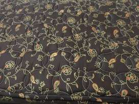 6*7 ft mattress with cover