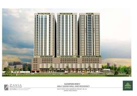 AQ Mall and Recidencia Luxury Apartments For Sale