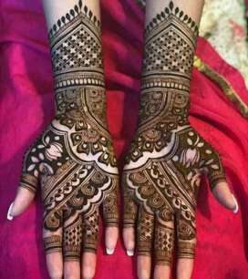 Any Parlour Requirements ; Makeup & Mehendi Orders Are Accepted