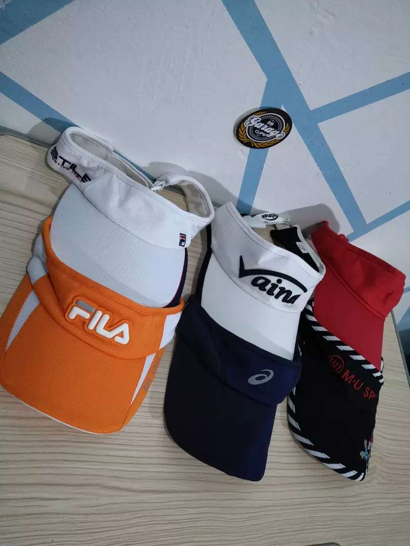 Topi olahraga golf/runing