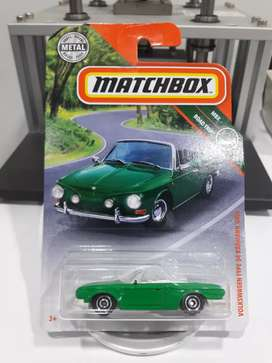 Matchbox mbx Volkswagen type 34 karmann ghia not hotwheels hor wheels