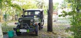 Mahindra Jeep 1988