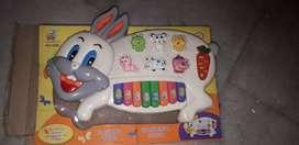 Rabbit paino 1  to 5 years