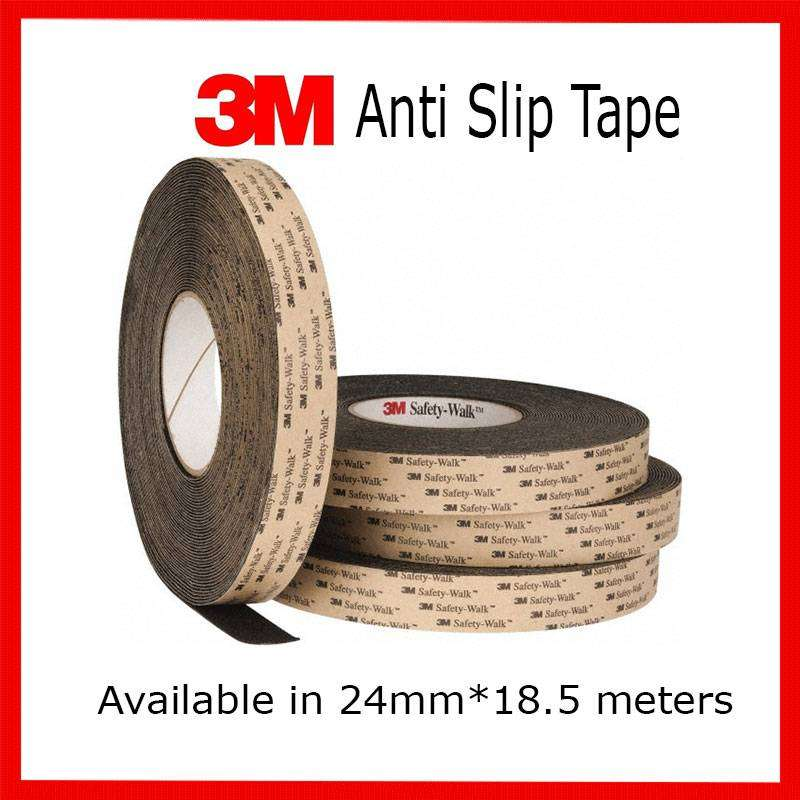 3M Anti Slip Resistance Tape by Lord Tapes 0