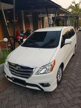 Toyota Kijang Innova 2.5V Diesel Automatic 2014