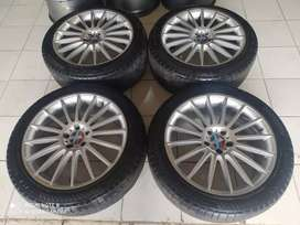 Velg second Racing mercy ring 19+ban