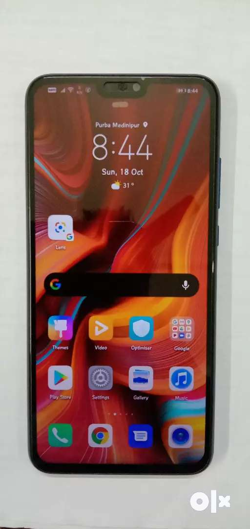 Honor 8x brand new phone(Blue) 0
