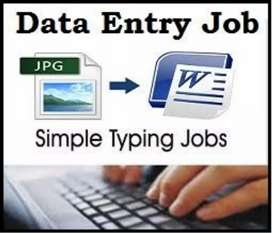 Data Entry of Corporate office in Dadar
