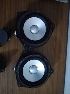 Jbl components speakers