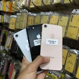 Iphone 8 64gb tanpa ada kendala bosku