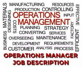 Operational Manager